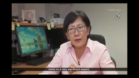 Thumbnail for entry Higher wages, better employment, longer life expectancy for younger Singaporeans, MOF study, Channel 5 (News 5 Tonight, 9pm), Oct 22