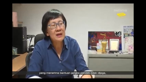 Thumbnail for entry More seniors receiving ComCare support, S$127m given to needy households in FY2018,  Suria (Berita, 8pm), Oct 11