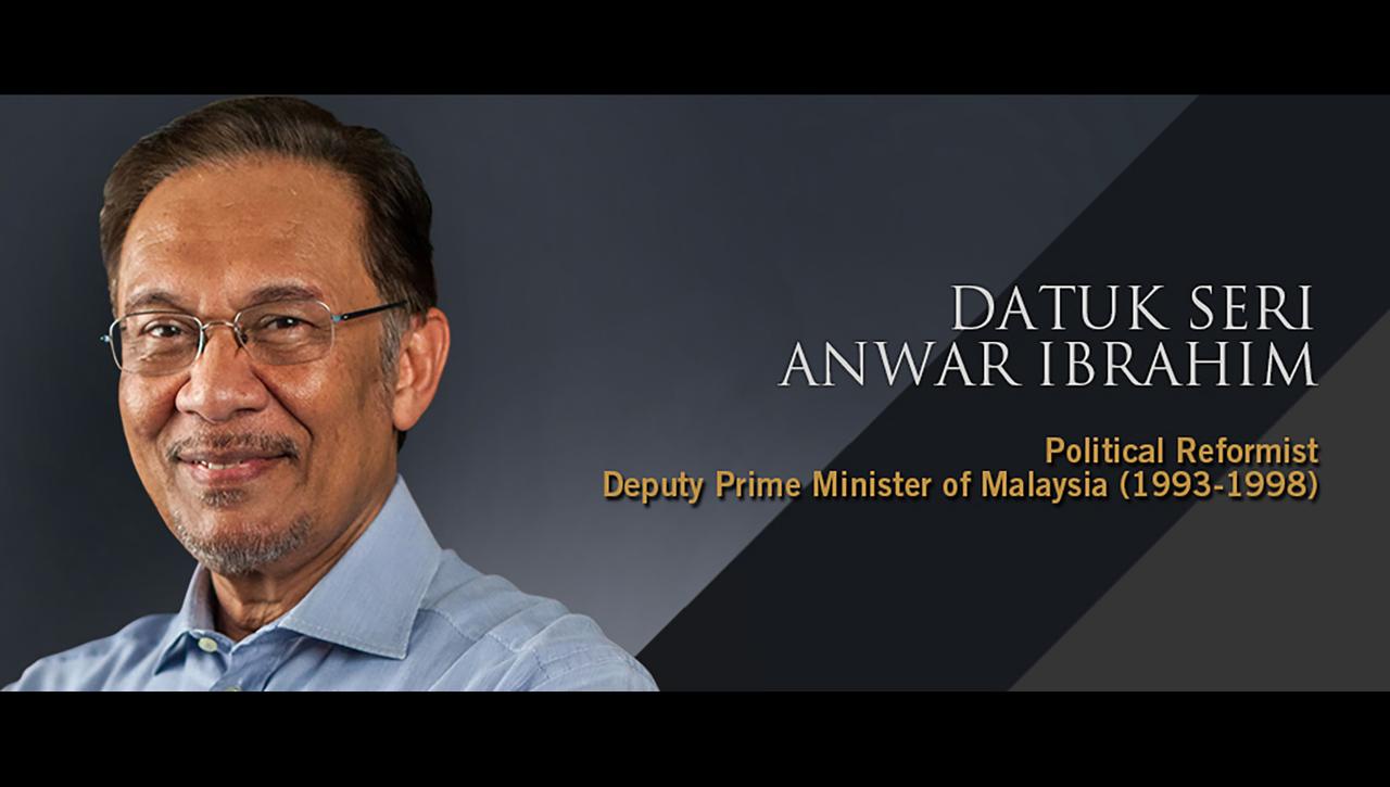 Q&A: Datuk Seri Anwar Ibrahim (20 Sept 2018)