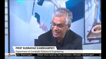 """Artificial Intelligence """"The Rise of AI and Its Challenges"""", Channel"""