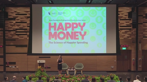 Thumbnail for entry Happy Money: The Science of Happier Spending