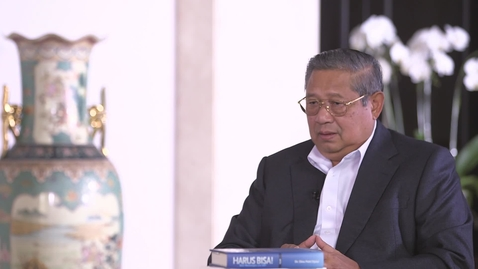 Thumbnail for entry Susilo Bambang Yudhoyono
