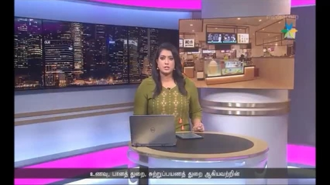 Thumbnail for entry Customer Satisfaction Survey - Singaporeans satisfied but unwilling to pay more for services, Vasantham (Tamil Seithi, 8.30pm), Nov 29