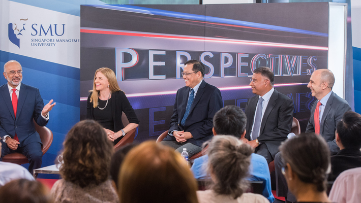 """Perspectives Episode 5: """"The US President and Asia"""""""