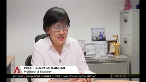 Thumbnail for entry More Singaporeans getting help to deal with rising costs, public sector report shows, Channel NewsAsia (Singapore Tonight, 10pm), 20 Dec 2018