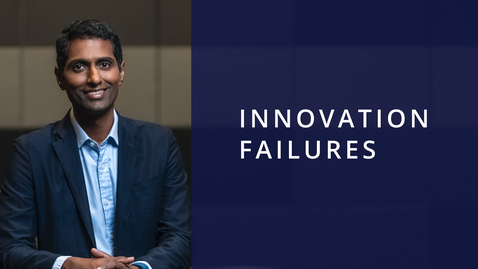 Thumbnail for entry Innovation Failures