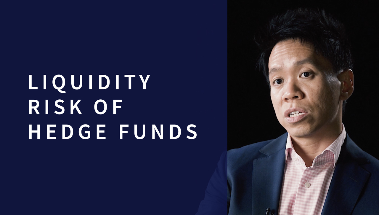 Liquidity Risk of Hedge Funds