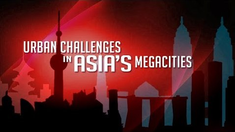 Thumbnail for entry Urban Challenges In Asia's Megacities | Perspectives | Channel NewsAsia