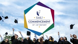 Thumbnail for entry Be prepared to adapt to economic and legal changes: K. Shanmugam tells SMU law graduates