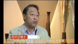 Thumbnail for entry New Changi Airport passenger levy - interview with Assistant Prof Terence Fan, Ch 8, 10pm