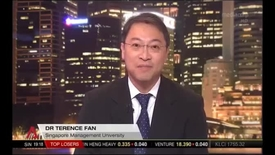 Thumbnail for entry ASEAN transport agreements - Interview with Assistant Professor of Strategic Management Terence Fan, Channel NewsAsia (Prime Time Asia, 7pm), 13 Oct 2017