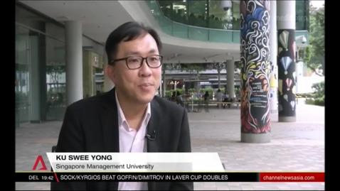 Thumbnail for entry Business Improvement Districts - Rejuvenating Precincts Across Singapore, Channel NewsAsia (Singapore Tonight, 10pm), 23 Sept 2018