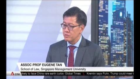Thumbnail for entry Building Singapore's future, CNA (Singapore Tonight, 10pm), Jun 17