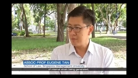Thumbnail for entry Who will be the next Workers' Party chief - Interview with SMU Associate Professor of Law Eugene Tan, Channel 5 (News 5 Tonight, 9pm), 11 Nov 2017