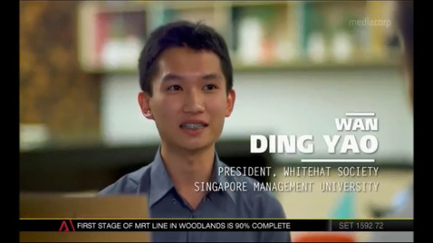 Thumbnail for entry Why it matters, ChannelNewsAsia, 9pm, 7 Jan 2019