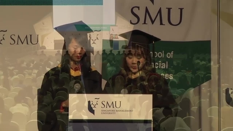 Thumbnail for entry SMU Commencement 2016 - School of Social Sciences Ceremony