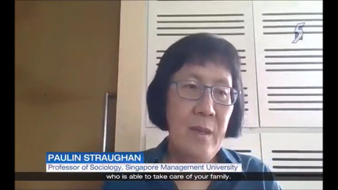 Thumbnail for entry Fewer marriages, more divorces in Singapore last year, Channel 5 (News 5 Tonight, 9pm), Jul 28