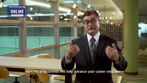 Thumbnail for entry Management - Information Session - Prof Shantanu Bhattacharya