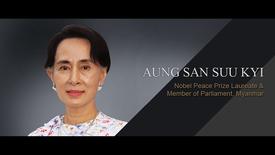 Thumbnail for entry Q&A: Daw Aung San Suu Kyi (22 Sept 2013)
