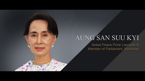 Thumbnail for entry Q&A: Daw Aung San Suu Kyi (22 Sept 2013)
