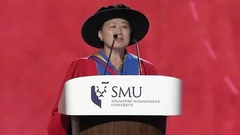 Thumbnail for entry SMU Commencement 2014 University Ceremony