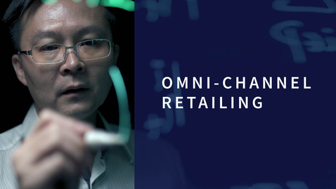 Thumbnail for entry Omni-channel Retailing