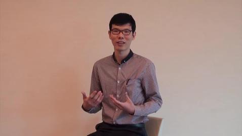 Thumbnail for entry The SMU MBA Experience - Wang Yunyu (English)
