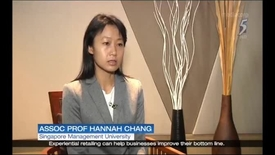 Thumbnail for entry Interview with SMU Associate Professor of Marketing Hannah Chang on Experimental Retailing