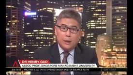Thumbnail for entry Trade relations, Channel NewsAsia (Prime Time Asia, 7pm), 22 May 2018