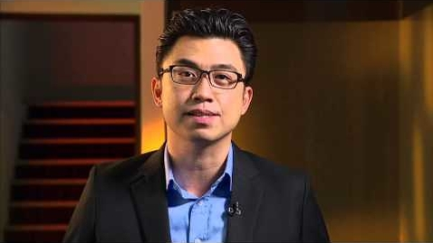"""Thumbnail for entry Isaac Ho """"Innovation Enables Dreams"""" 