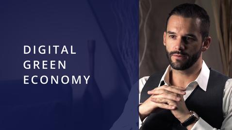 Thumbnail for entry Digital Green Economy