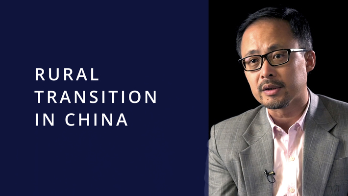 Rural Transition in China