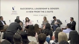 Thumbnail for entry CEO Panel Discussion 2013 : Core Leadership Competency