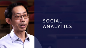 Thumbnail for entry Social Analytics