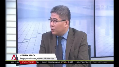 US-China trade dispute, Channel NewsAsia (News Now, 3 30pm