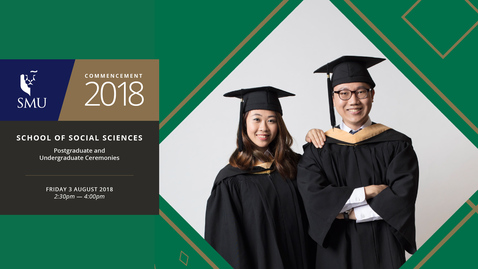 Thumbnail for entry School of Social Sciences Postgraduate and Undergraduate Ceremony