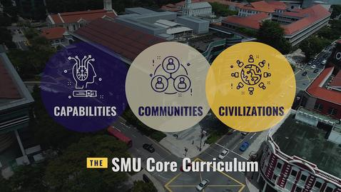 Thumbnail for entry SMU Core Curriculum Structure