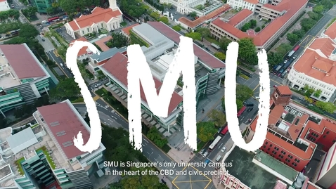 Thumbnail for entry SMU Campus Tour