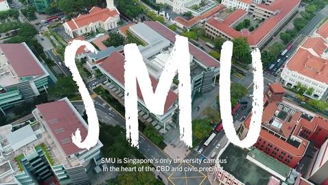 Thumbnail for entry SMU Campus Tour