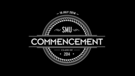 Thumbnail for entry SMU Commencement 2014 - Highlights from the Second Half of the Ceremony