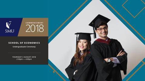 Thumbnail for entry School of Economics Undergraduate Ceremony