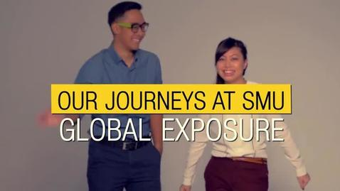 Thumbnail for entry Our Journeys at SMU Global Exposure