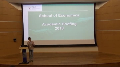 Thumbnail for entry SOE Academic Briefing 2018