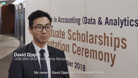 Thumbnail for entry MSA Programme Video
