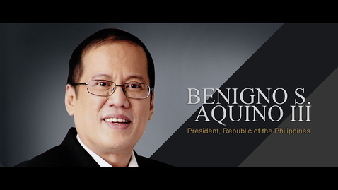 Thumbnail for entry Benigno S. Aquino III - Tea Session (Highlights)