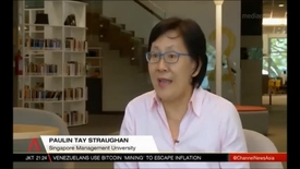 Thumbnail for entry Leaving Singapore to freeze eggs - Single women improving shots at motherhood, Channel NewsAsia (Singapore Tonight, 10pm), 22 Oct 2017