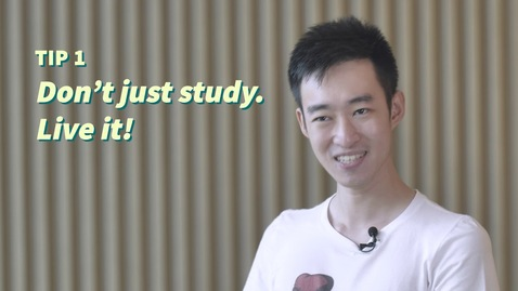 Thumbnail for entry Kai Tsi's Tips to Living It Up On Your Global Exposure Trip | #SMUggerTips