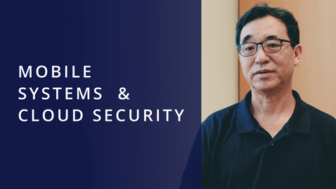 Thumbnail for entry Mobile Systems and Cloud Security