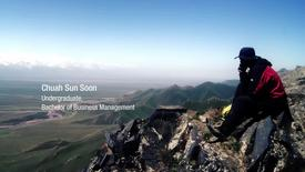 Thumbnail for entry Sun Soon offers insights on his adventures, both in Silk Road and in SMU.