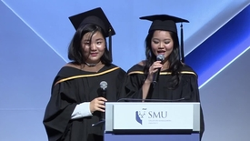 Thumbnail for entry Commencement 2015 - School of Accountancy Ceremony